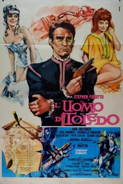 Caratula, cartel, poster o portada de L\'uomo di Toledo