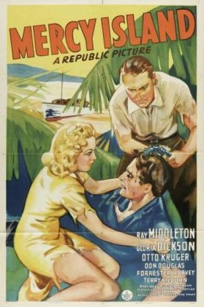 Caratula, cartel, poster o portada de Mercy Island