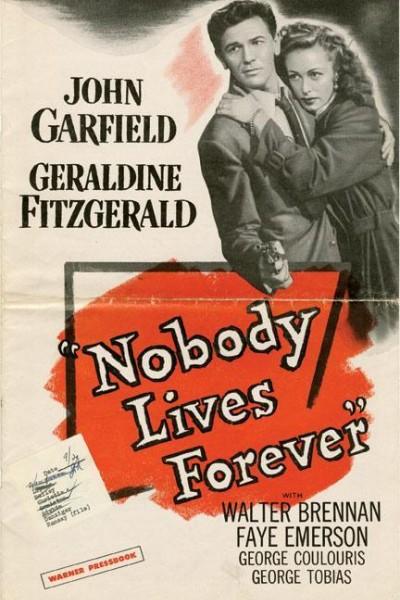 Caratula, cartel, poster o portada de Nadie vive para siempre