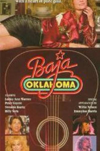 Caratula, cartel, poster o portada de Baja Oklahoma