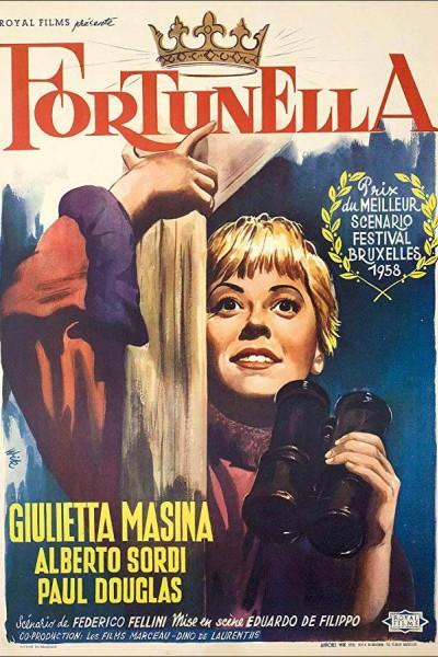 Caratula, cartel, poster o portada de Fortunella