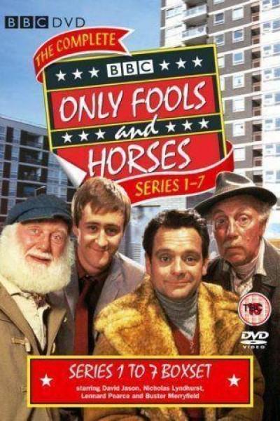 Caratula, cartel, poster o portada de Only Fools and Horses