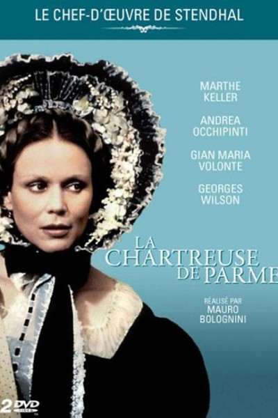 Caratula, cartel, poster o portada de La cartuja de Parma
