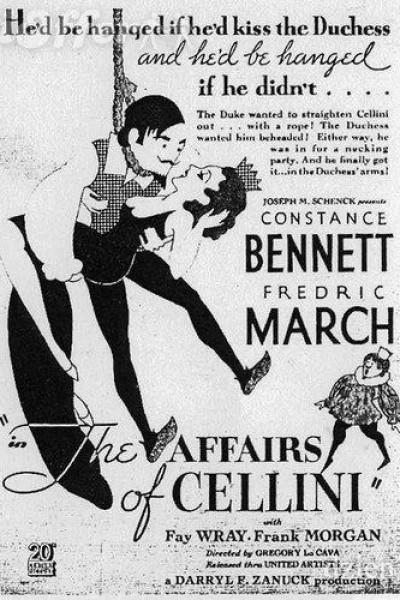 Caratula, cartel, poster o portada de El burlador de Florencia