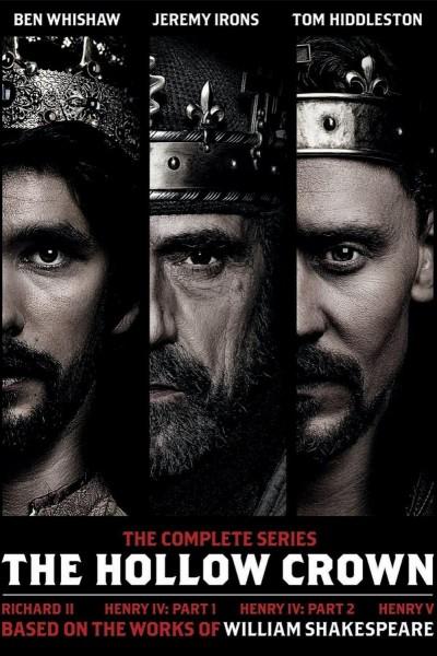 Caratula, cartel, poster o portada de La corona vacía: Las guerras de las Dos Rosas