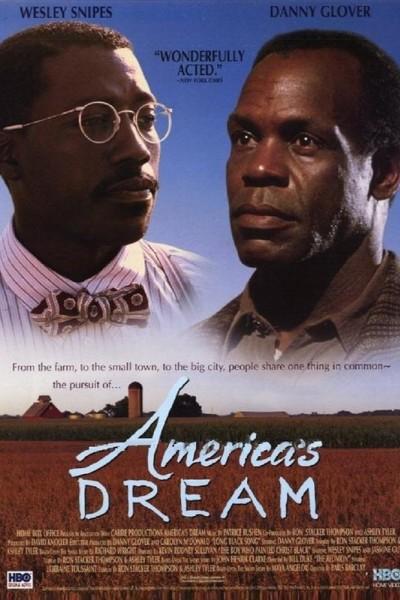 Caratula, cartel, poster o portada de En busca del sueño americano