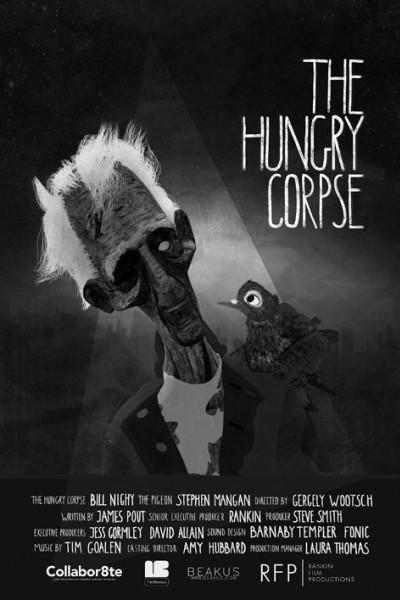 Caratula, cartel, poster o portada de The Hungry Corpse