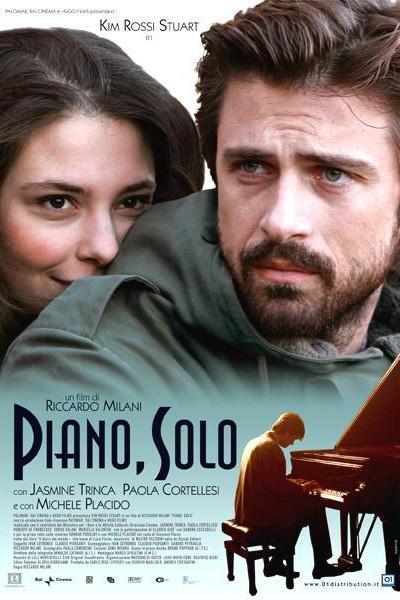 Caratula, cartel, poster o portada de Piano, solo
