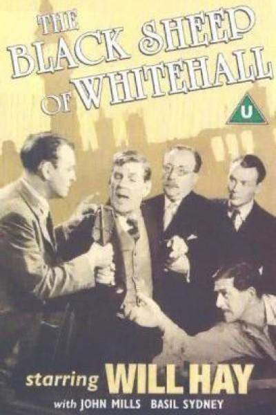 Caratula, cartel, poster o portada de The Black Sheep of Whitehall