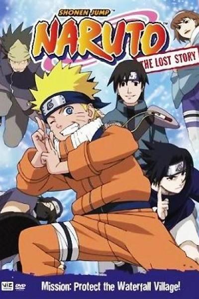 Caratula, cartel, poster o portada de Naruto: Batalla en la Villa Oculta de la Cascada ¡Yo soy el heroe!
