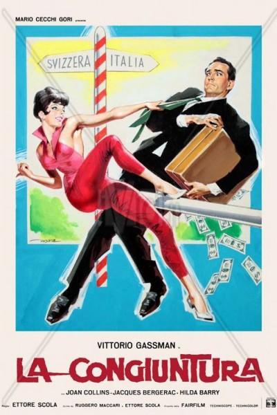 Caratula, cartel, poster o portada de El millón de dólares