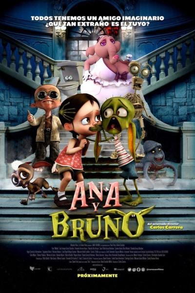 Caratula, cartel, poster o portada de Ana y Bruno