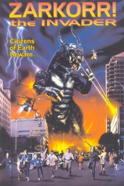 Caratula, cartel, poster o portada de Zarkorr, el invasor