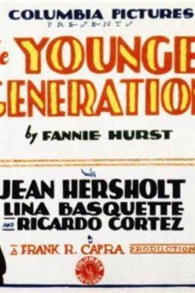 Caratula, cartel, poster o portada de La nueva generación