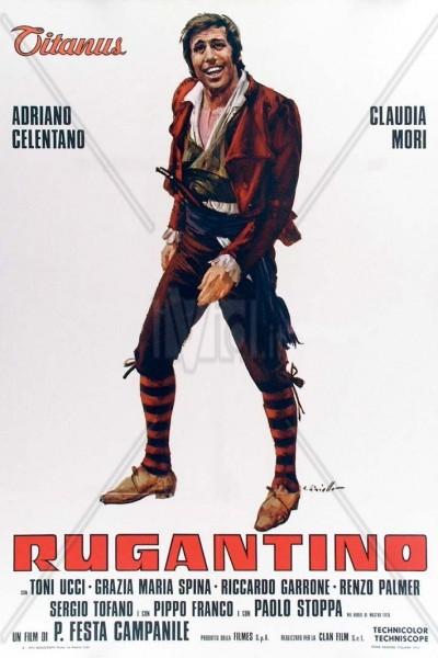 Caratula, cartel, poster o portada de Rugantino