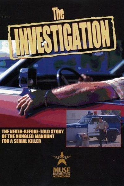 Caratula, cartel, poster o portada de The Investigation