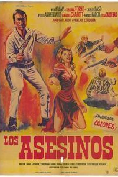 Caratula, cartel, poster o portada de Los asesinos