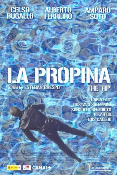 Caratula, cartel, poster o portada de La propina