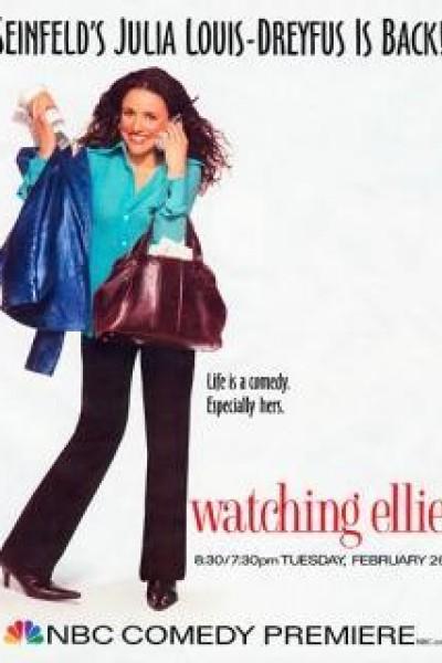Caratula, cartel, poster o portada de Watching Ellie