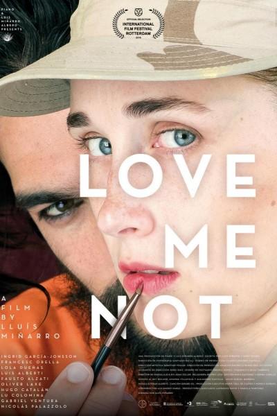 Caratula, cartel, poster o portada de Love Me Not