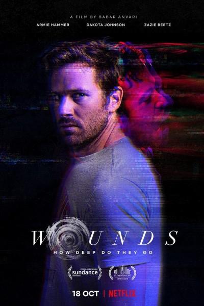 Caratula, cartel, poster o portada de Wounds