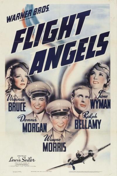 Caratula, cartel, poster o portada de Flight Angels