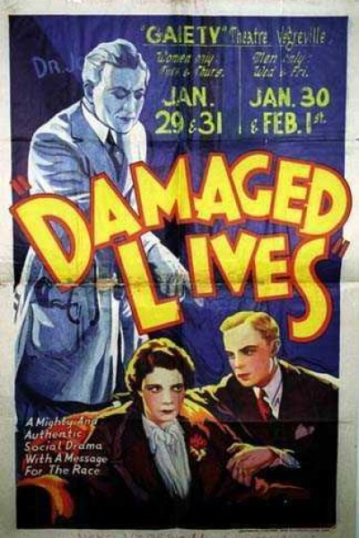 Caratula, cartel, poster o portada de Damaged Lives
