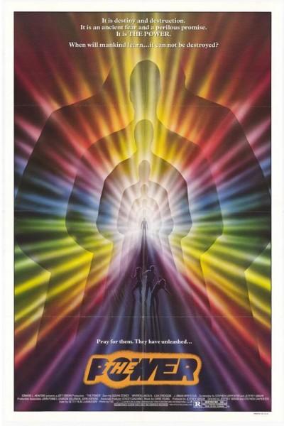 Caratula, cartel, poster o portada de The Power