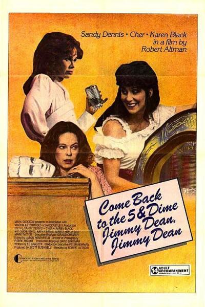 Caratula, cartel, poster o portada de Vuelve a la tienda de baratijas, Jimmy Dean