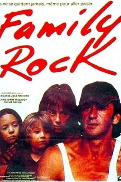 Caratula, cartel, poster o portada de Family Rock
