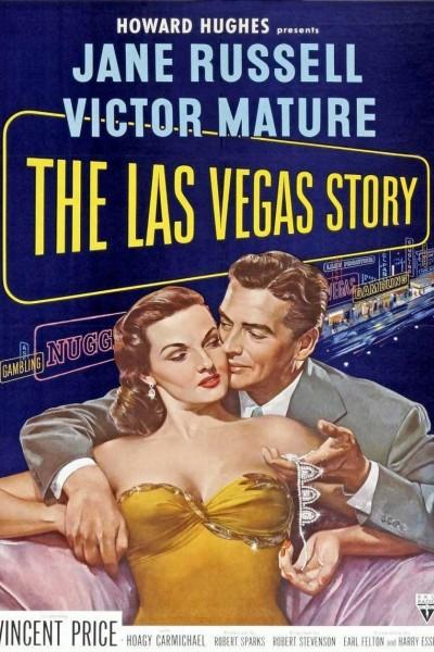 Caratula, cartel, poster o portada de Sucedió en Las Vegas (Una historia de Las Vegas)