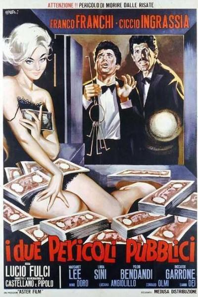 Caratula, cartel, poster o portada de Two Public Enemies