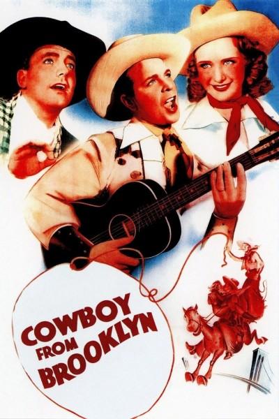 Caratula, cartel, poster o portada de El cowboy de Brooklyn