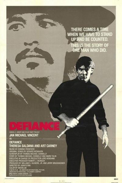 Caratula, cartel, poster o portada de Desafío