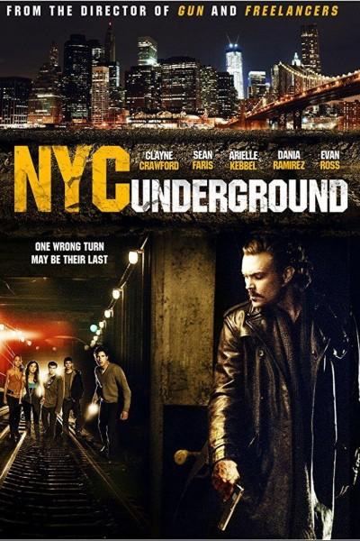 Caratula, cartel, poster o portada de N.Y.C. Underground