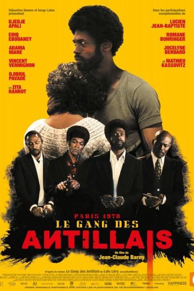 Caratula, cartel, poster o portada de Le gang des Antillais