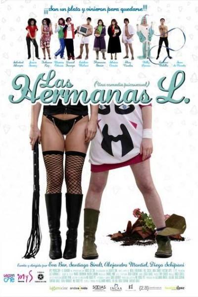 Caratula, cartel, poster o portada de Las hermanas L.
