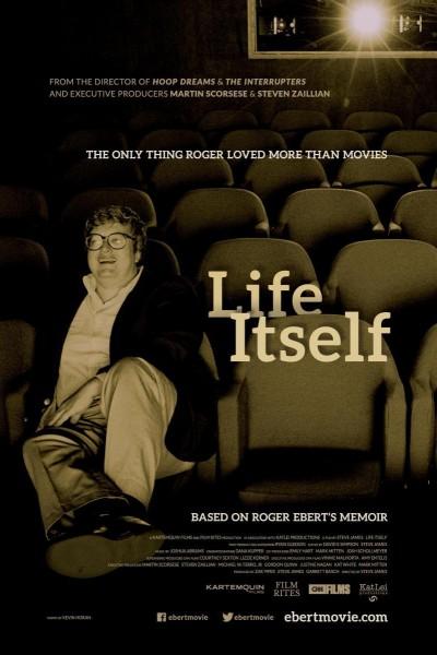 Caratula, cartel, poster o portada de Life Itself
