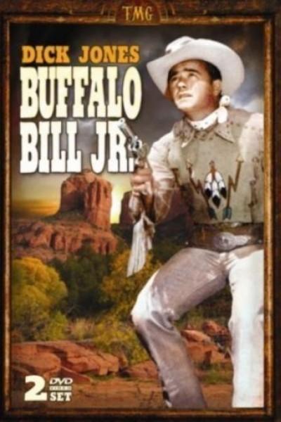 Caratula, cartel, poster o portada de Buffalo Bill Jr.
