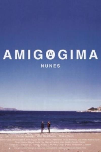 Caratula, cartel, poster o portada de Amigogima