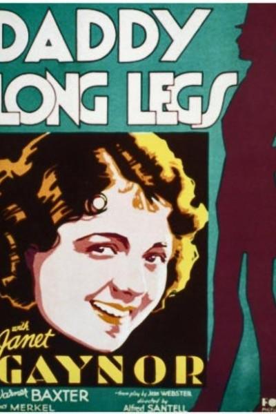 Caratula, cartel, poster o portada de Papá piernas largas