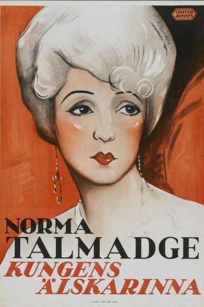 Caratula, cartel, poster o portada de Du Barry, mujer de pasión