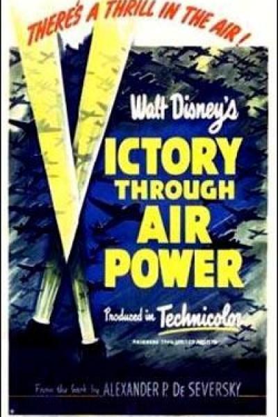 Caratula, cartel, poster o portada de Victory Through Air Power