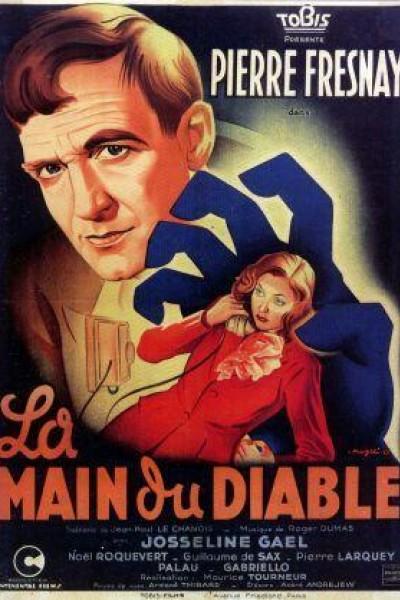 Caratula, cartel, poster o portada de La mano del diablo