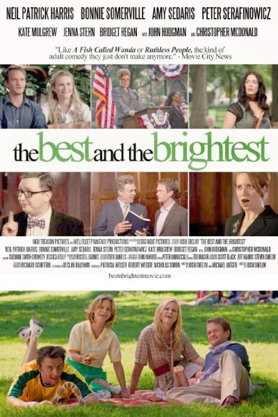 Caratula, cartel, poster o portada de The Best and the Brightest