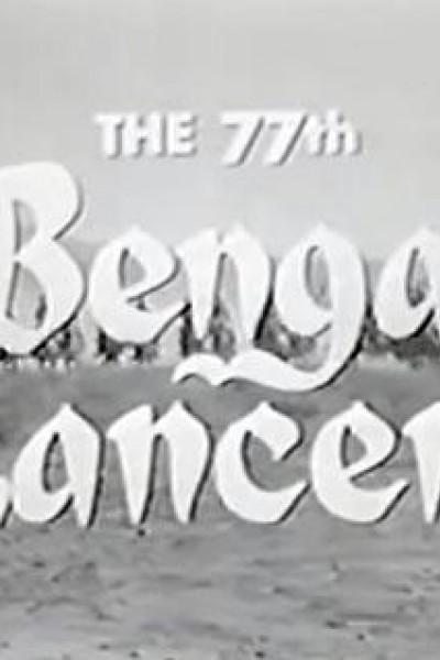 Caratula, cartel, poster o portada de Lanceros de Bengala