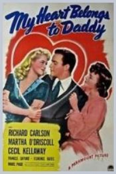 Caratula, cartel, poster o portada de My Heart Belongs to Daddy