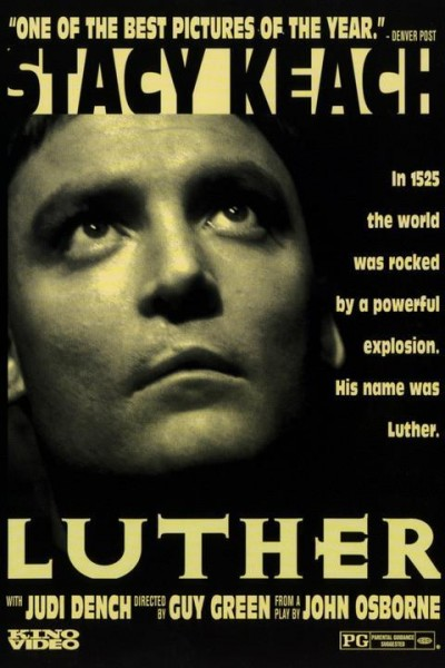 Caratula, cartel, poster o portada de Luther