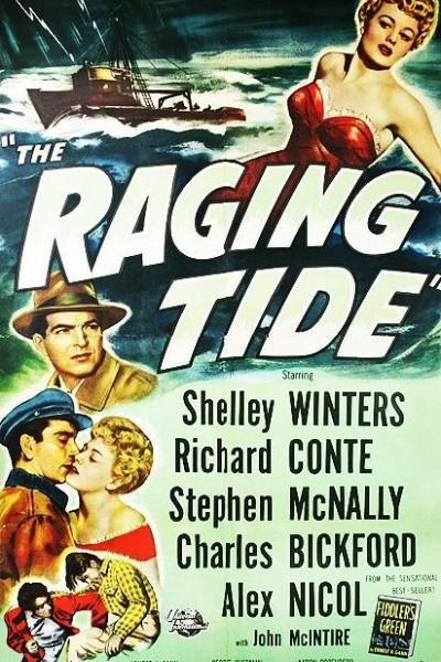 Caratula, cartel, poster o portada de The Raging Tide