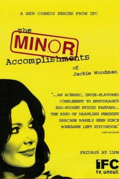 Caratula, cartel, poster o portada de The Minor Accomplishments of Jackie Woodman